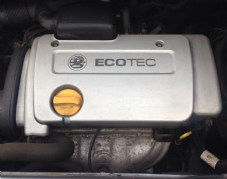 VAUXHALL ZAFIRA MK 1  ENGINE  Z16 XE  PETROL  ( FULLY TESTED  63K MILES  )   2003 - 2004 - 2005
